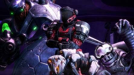 Wraith's Venomfire by XLegion-716X