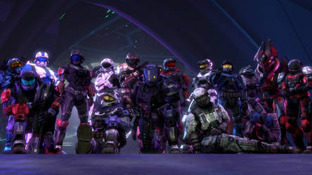A Team to be a Part Of by XLegion-716X