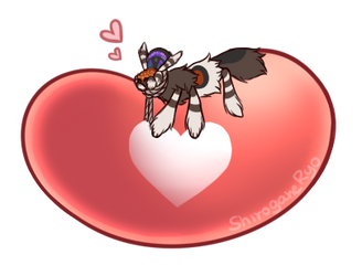 Very smol cutie by shiroganeRyo