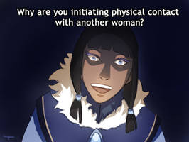 Overly Attached Eska by Scarecrow113