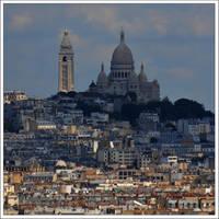 Paris is the city of love by KlaraDrielle