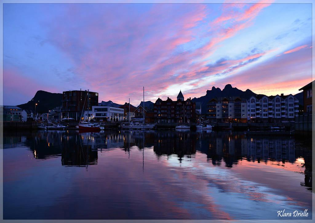 Norway by KlaraDrielle