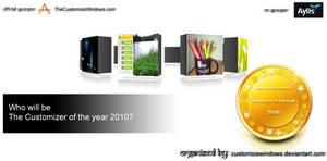 The Customize Windows Contest by AbhishekGhosh