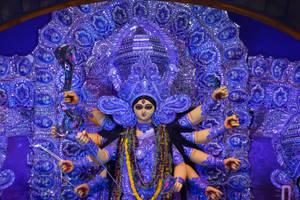 Durga Puja 2017 Peerless Nagar by AbhishekGhosh