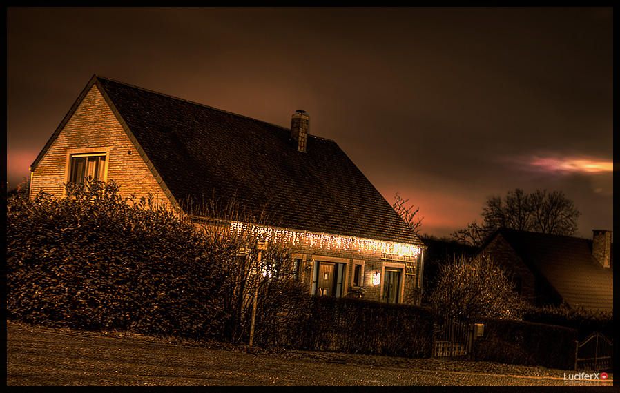 Photo HDR - House by Lucifer4671