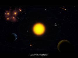 System Extrastellar by Lucifer4671