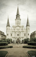 Chateau de New Orleans by SilverSkies07