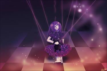 enma the puppet by dark-zuzu