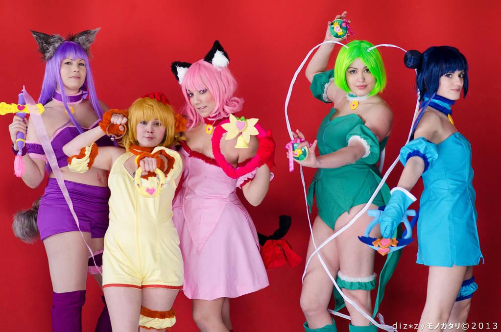 Tokyo Mew Mew Cosplay Group By Cecitajoe On Deviantart