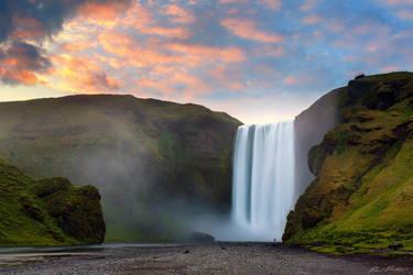 Skogafoss - Iceland by paulmp