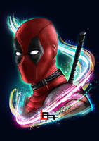 Deadpool by lrnl