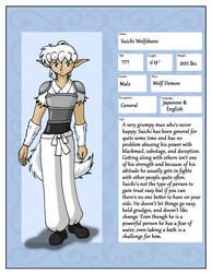 BoD 2.5 Torn Page: Suichi by charryblossom