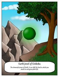 BoD 2.5 Torn Page: Earth Jewel of Ginkoku by charryblossom