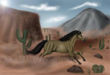 Free Spirit by AMDG-graphics