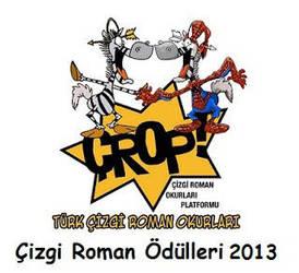 Crop Oduller 2013 by CizgiRomanOkurlari