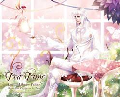 Lupius Library :: Tea Time by Zaru-Jinze