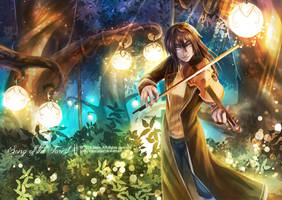 Song of the Forest by Zaru-Jinze