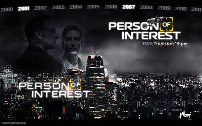 Person of Interest| Wallpaper by Ameer108