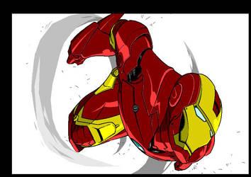 Iron Man by nicotaku
