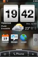 real weatherWidget HTC HERO by besnath