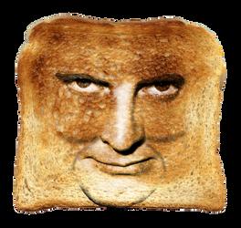 Powdered Toast Man by Lotusbandicoot