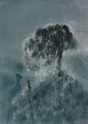 Forest Mirage by Erijel
