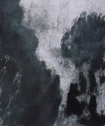 Shadowy Forest by Erijel