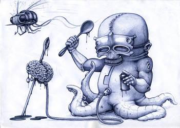 brain? by cre-ei8ht