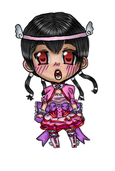 Chibi Gyoko by Keroanne