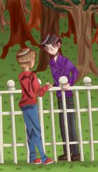Beyond the Fence by Keroanne