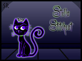 FOP: Stella Revised--Cat Form by silverrogue