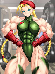 massive cammy final by RENtb