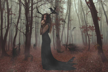Witch. by JessieOctober