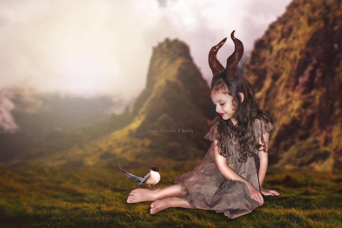 Amelie-prova-quattro by JessieOctober