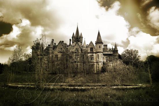 :: Urbex Chateau de Noisy :: by Liek