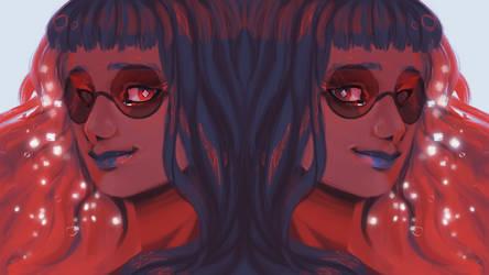 Symmetry by Kippersinart