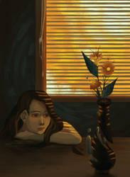 Sunlit by Kippersinart