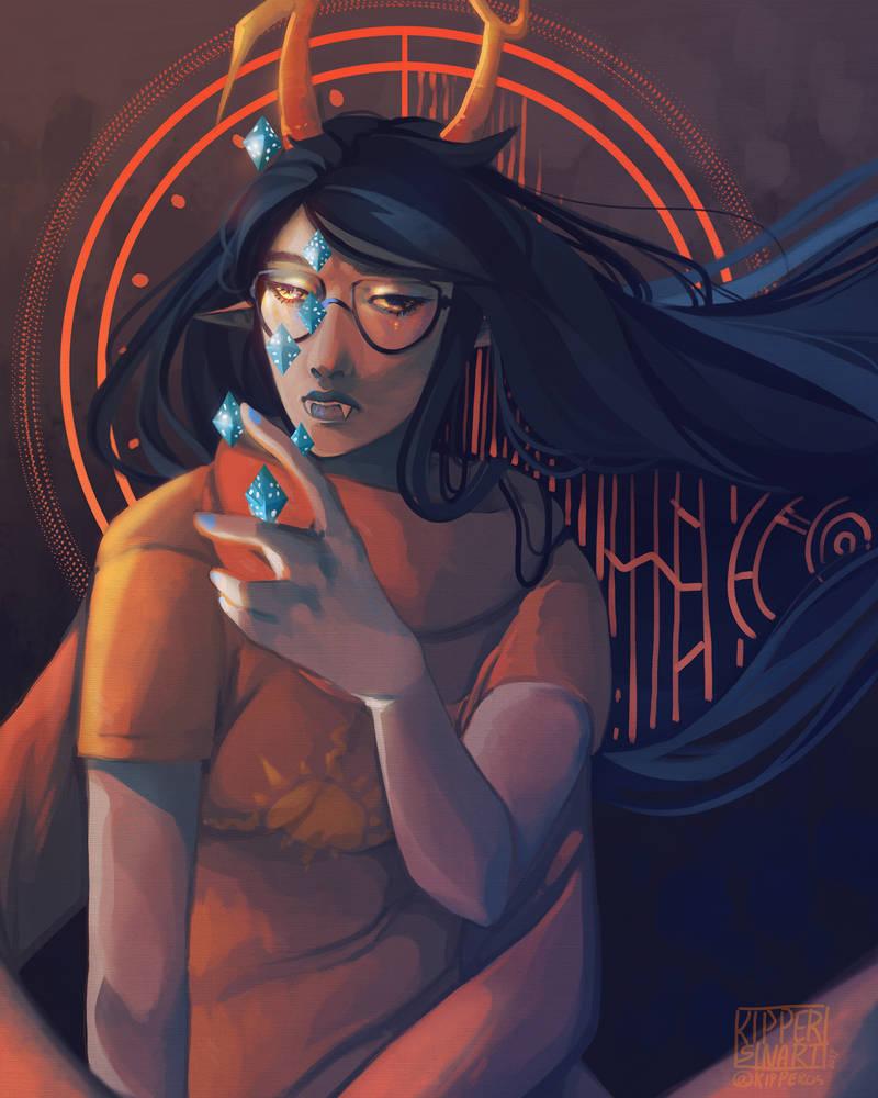 Thief Of Light by Kippersinart