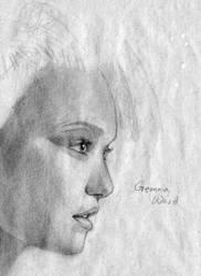 Gemma Ward by Rolomie