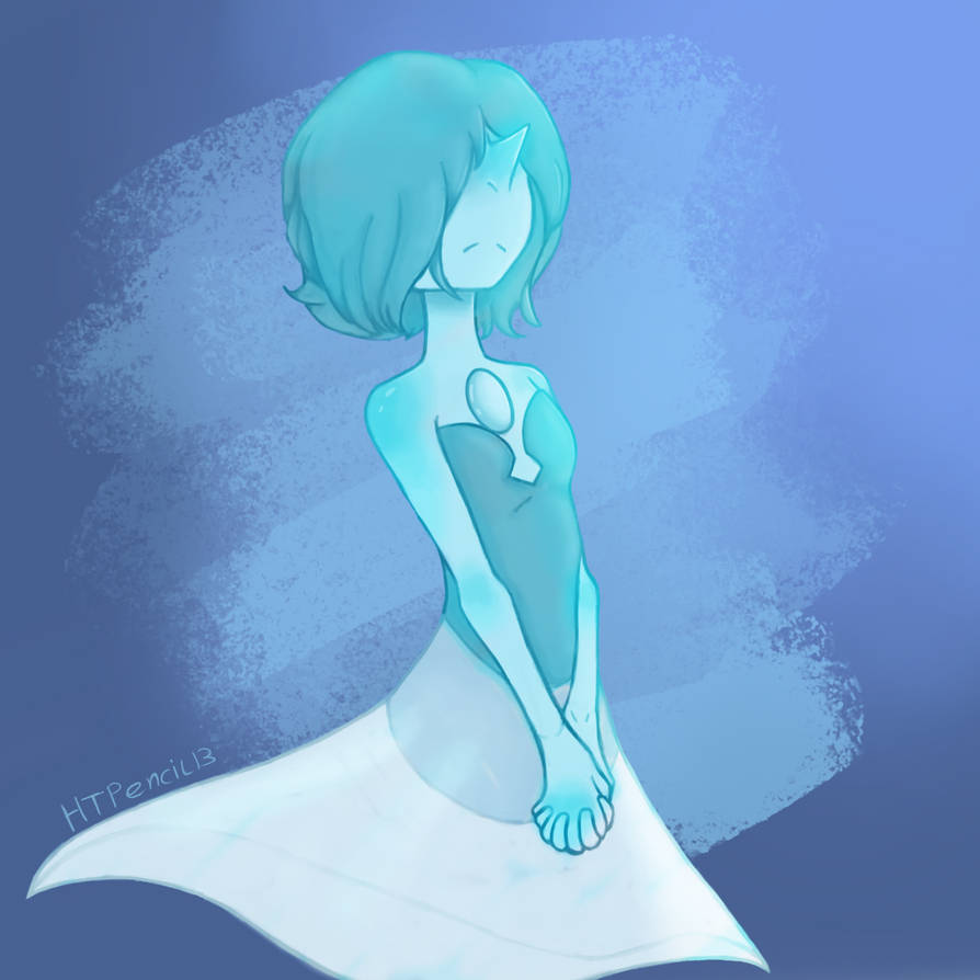 I just wanted to draw another pearl. I'll probably draw them all at some point.