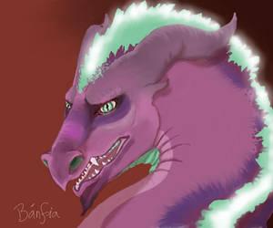 Dragon Redraw Final by BanFia