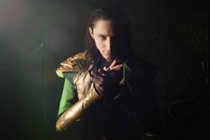 Thor 2, Loki-Cosplay. by ThatsSpy