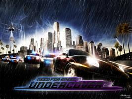 Need for Speed Wallpaper by Betimaru-grafik