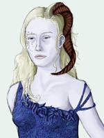 Lady Wyrren Jadis de Marla by ElizaWyatt