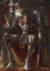 Prince Of Arc by kiddo428