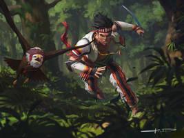 hunter by kiddo428
