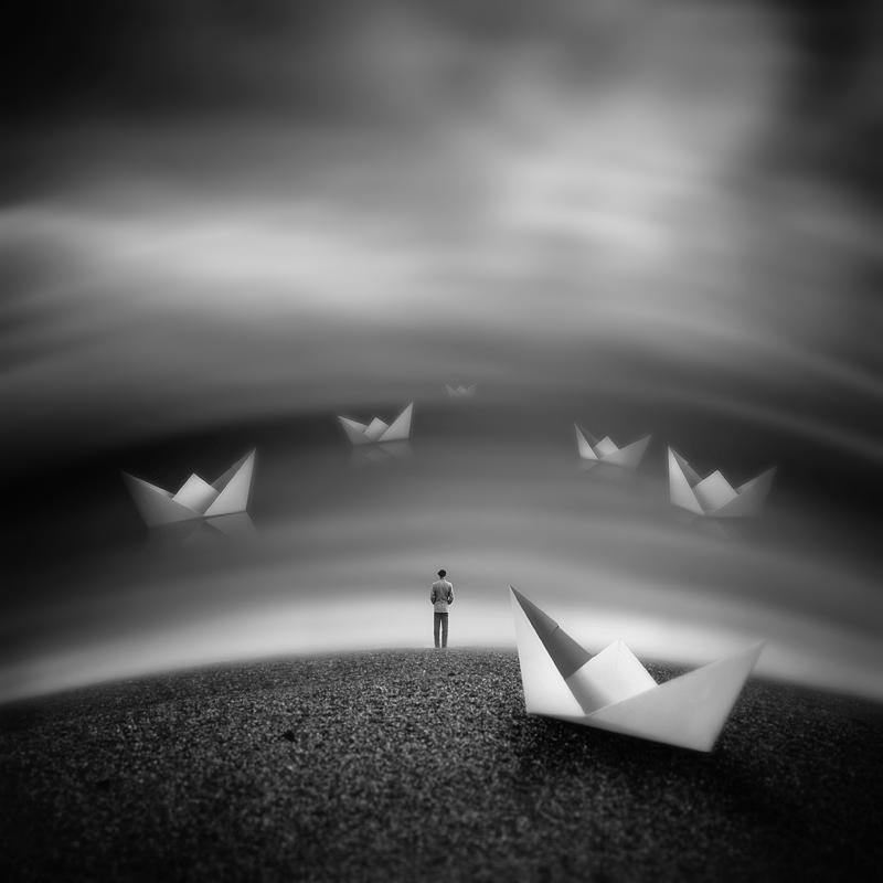 Folded Dreams by P0RG