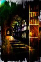 Dark Corridor by jaynedarcy