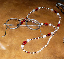 Queen Annes Lace Lanyard by jaynedarcy