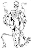 Spider-Girl by bphudson